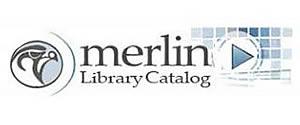 merlin-library-catalog-logo